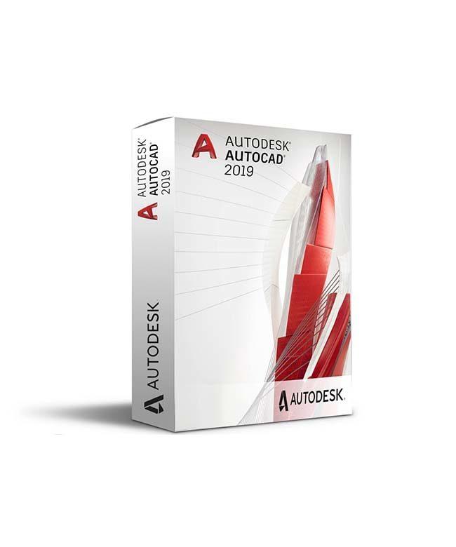 Купить Autodesk AutoCAD 2019 Лицензия на 3 года Windows Mac