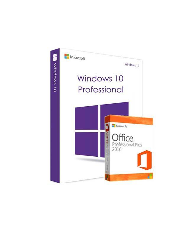 Microsoft Windows 10 Pro и Office 2016 Pro Купить Ключ ШОК ЦЕНА!